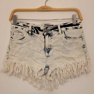 Shaggy Booty Shorts